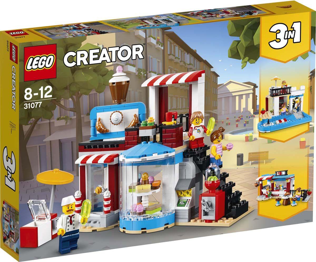 Пластиковый конструктор LEGO 31077