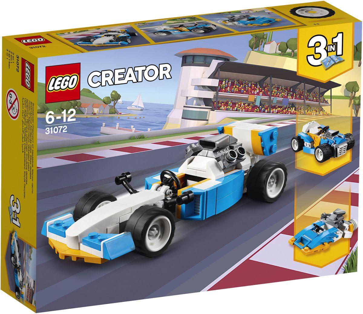 Пластиковый конструктор LEGO 31072
