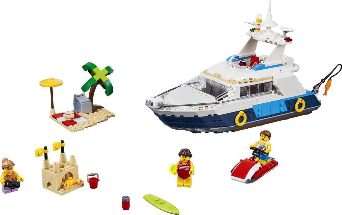 Пластиковый конструктор LEGO 31083