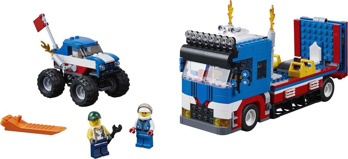 Пластиковый конструктор LEGO 31085