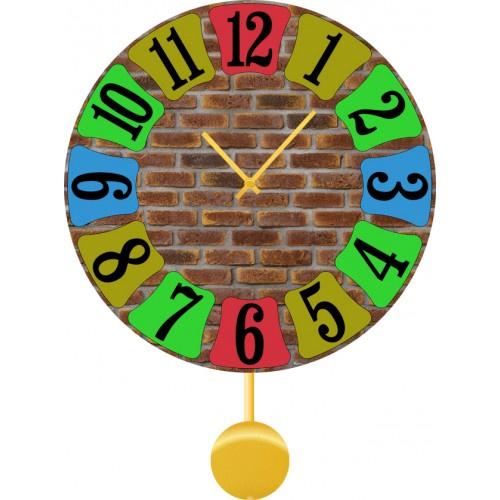 Настенные часы Kitch Art 4012026 настенные часы art time ntr 3812