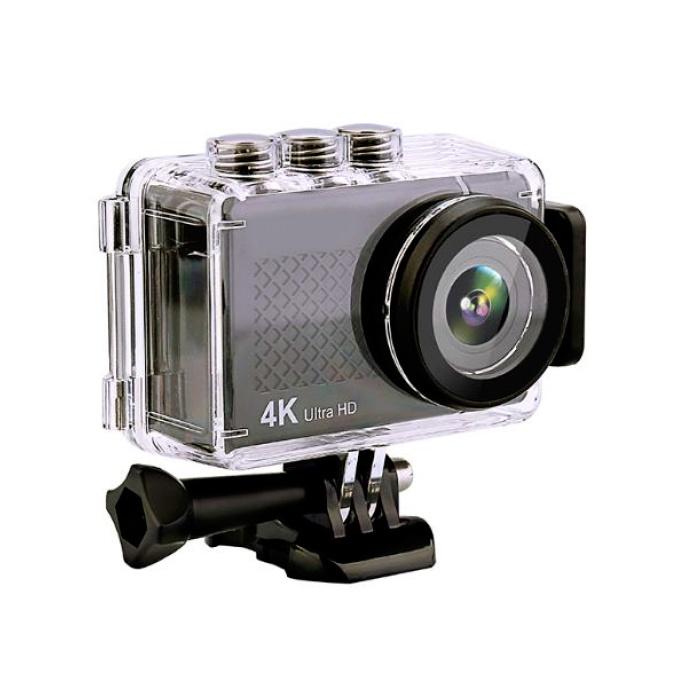 Экшн-камера Zodikam KG 894, серый видеорегистратор zodikam dvr 10