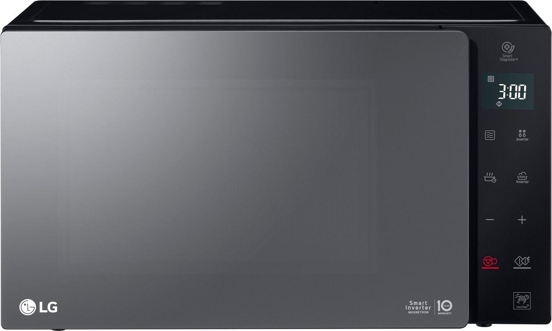 Микроволновая печь LG MW25R95GIR, черный
