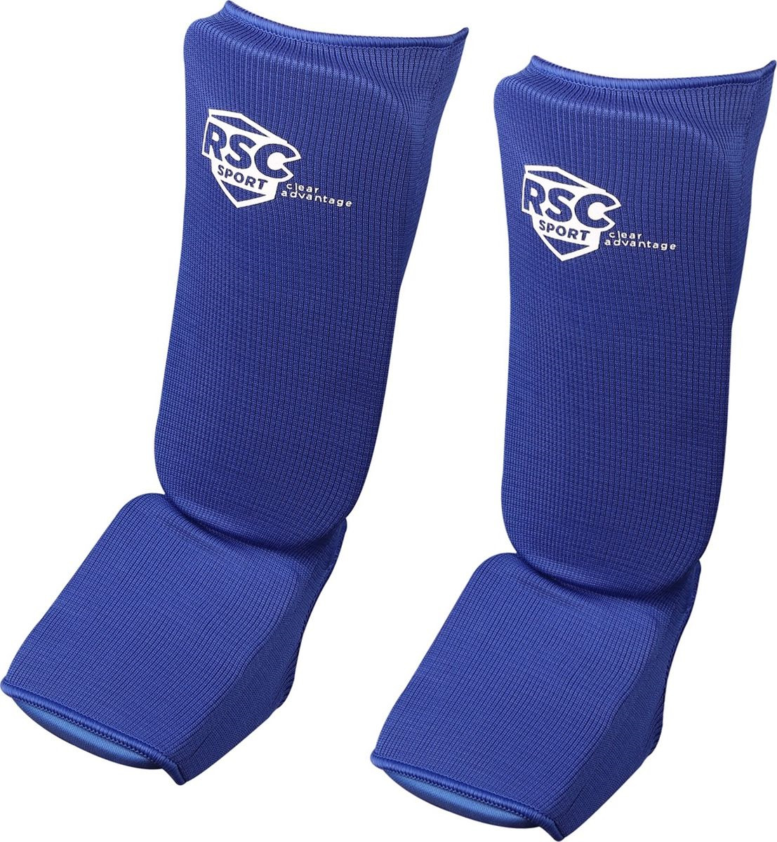 Защита голеностопа RSC, RSC001, синий, размер M adidas защита голени pu shin guard