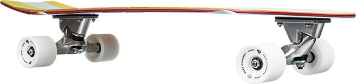 Лонгборд Quiksilver Mr Super Multi, EGLMRSUPER-MUL, разноцветный лонгборд imagine
