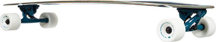 Лонгборд Quiksilver Destination, EGLDESTINA-KNFH, серый лонгборд atemi alb 3 16