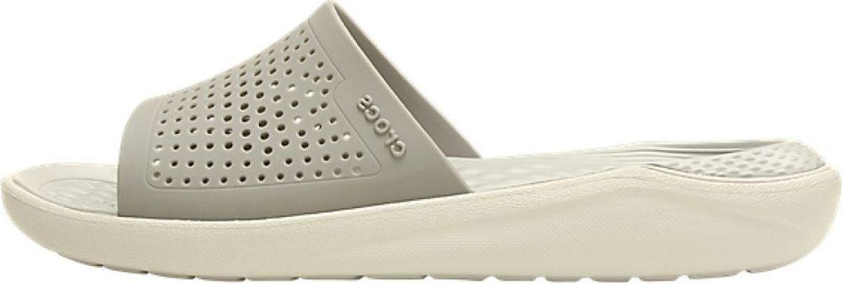 Шлепанцы Crocs шлепанцы для девочки crocs classic slide k цвет розовый 204981 6x0 размер c12 29 30