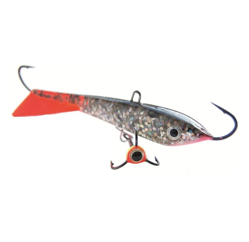 Аксессуар для рыбалки AGP УТ000031298, черно-серый, оранжевый, 1