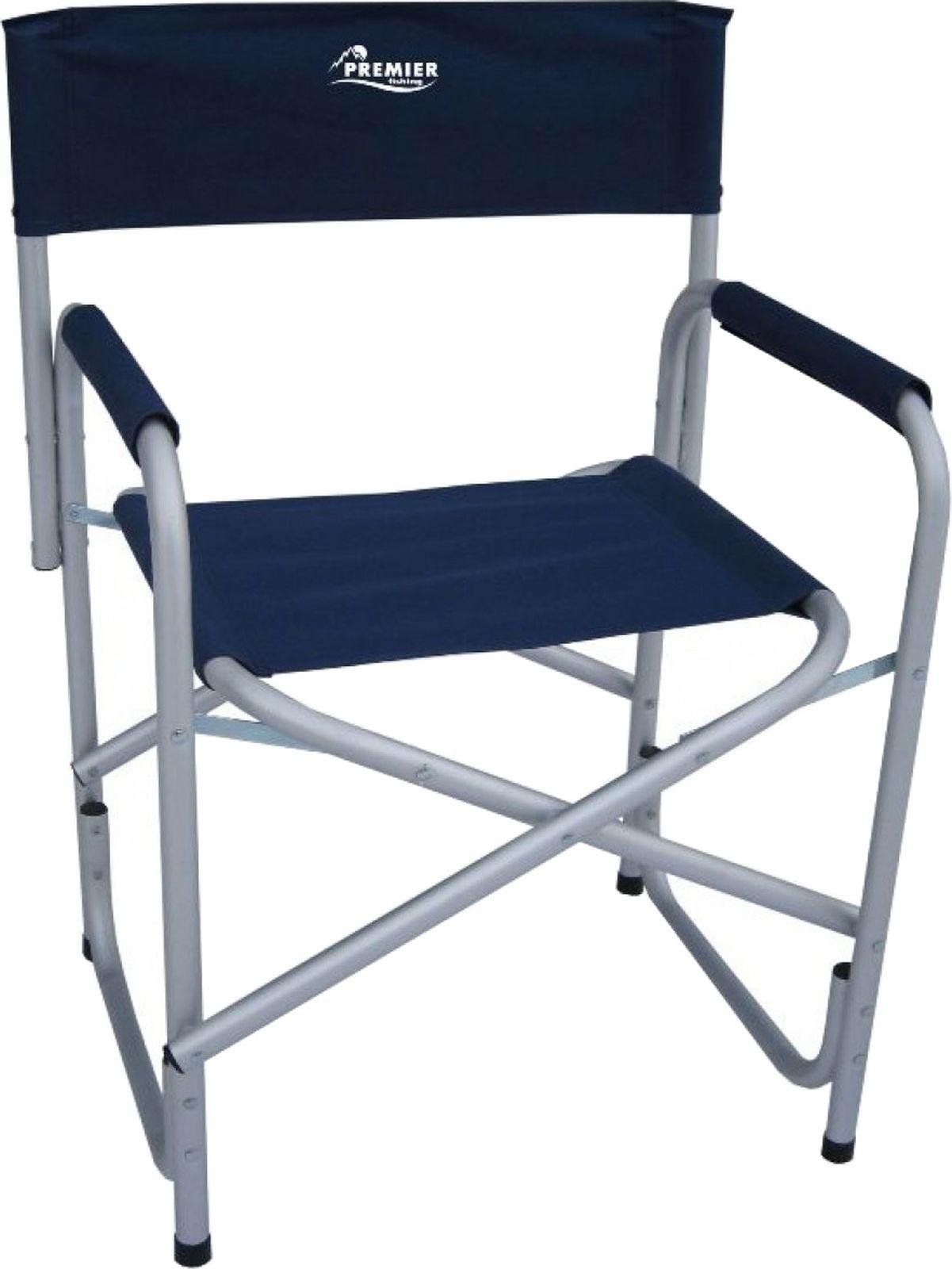 Кресло складное Premier , синий, 87 х 46,5 х 49 см кресло premier складное pr 249 140 кг