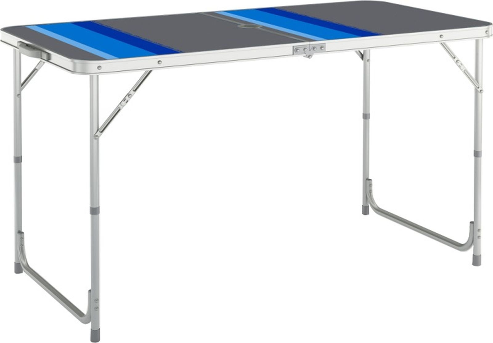 Стол складной Zagorod T 201, синий, 120,5 х 60 х 70 см