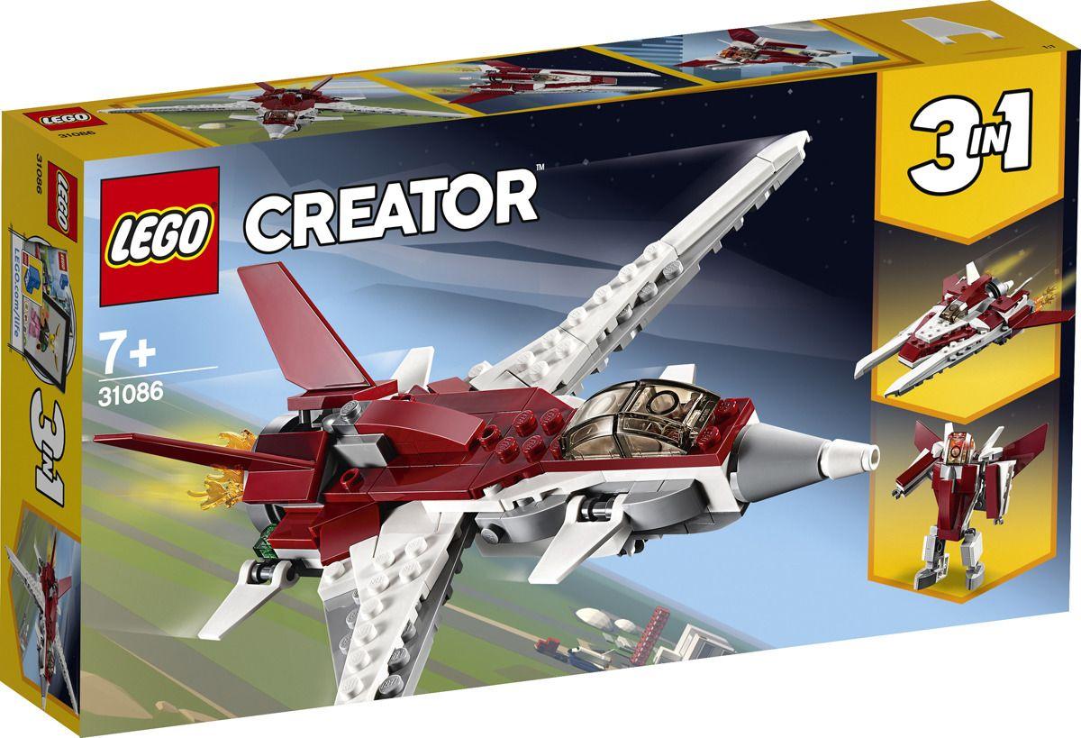 Пластиковый конструктор LEGO 31086