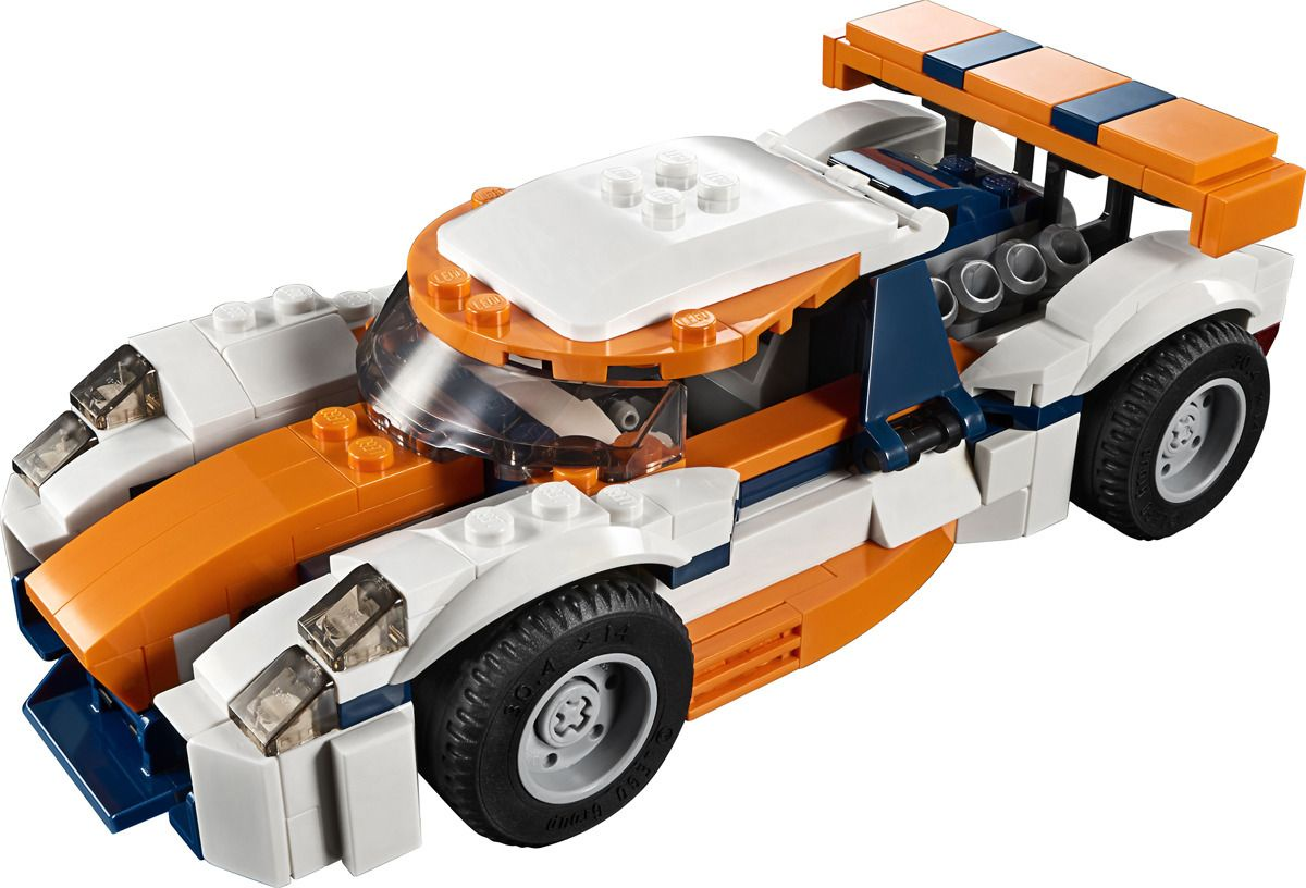 Пластиковый конструктор LEGO 31089