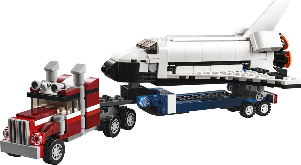 Пластиковый конструктор LEGO 31091
