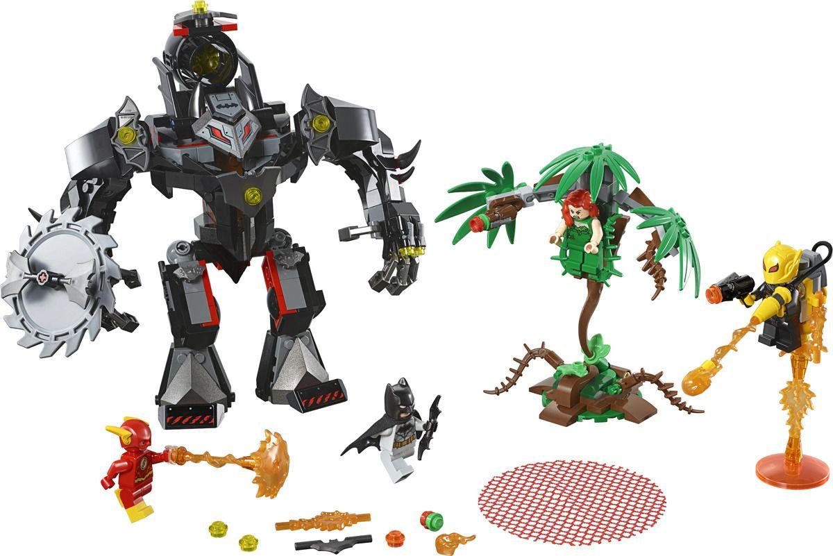 купить Пластиковый конструктор LEGO 76117