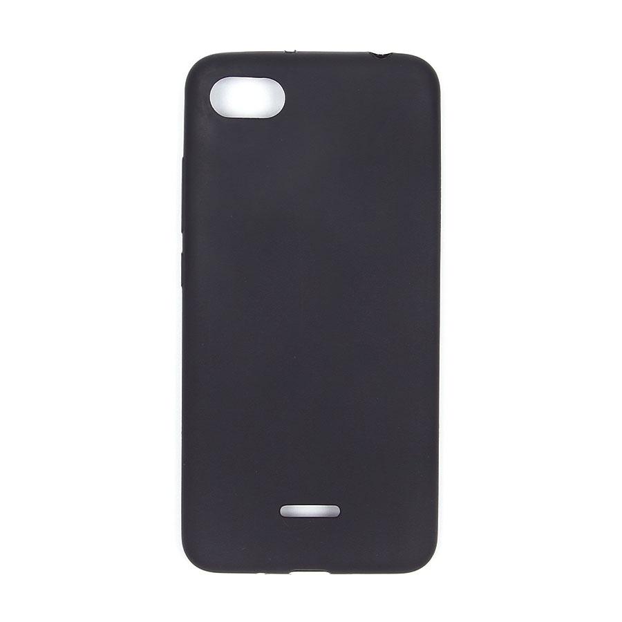 Чехол для сотового телефона ТПУ для Xiaomi Redmi 6A, черный математическая формула pattern мягкая обложка тонкий тпу резиновый силиконовый гель чехол для xiaomi note2