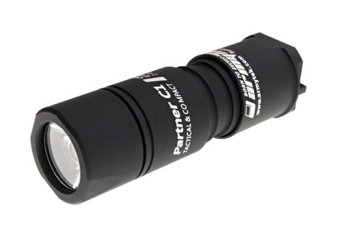 Ручной фонарь ArmyTek Partner C1 v3 XP-L теплый свет цены онлайн