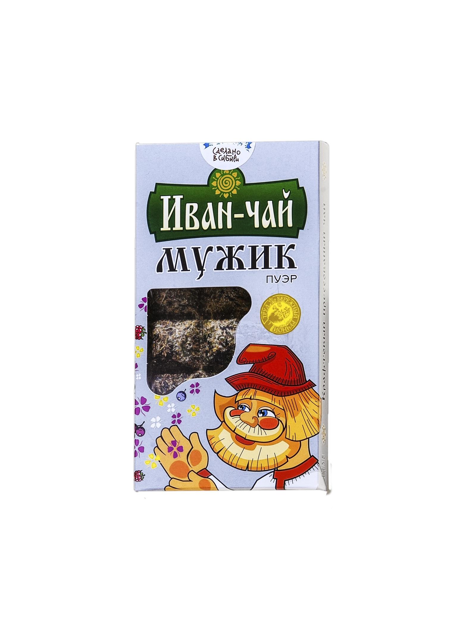 Чай листовой Река жизни Мужик, Чабрец, 100 иван ярославов река любви