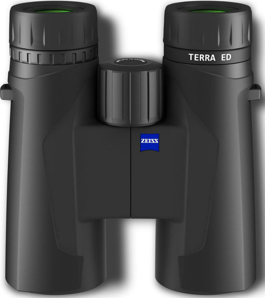 Carl Zeiss Terra ED 10x42, Black бинокль бинокль carl zeiss 10x42 hd conquest