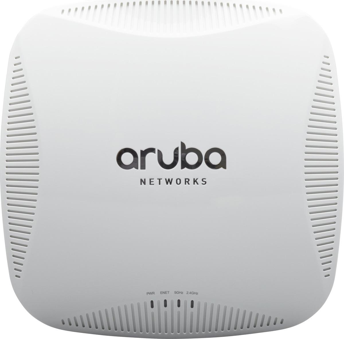 Точка доступа HPE Aruba IAP-215 (RW) Instant 10/100/1000BASE-TX, белый