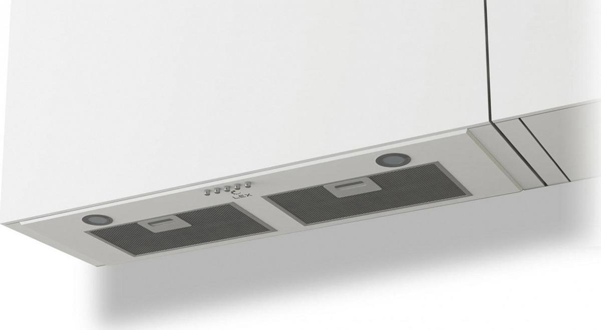 Вытяжка встраиваемая Lex GS Bloc P 900, белый
