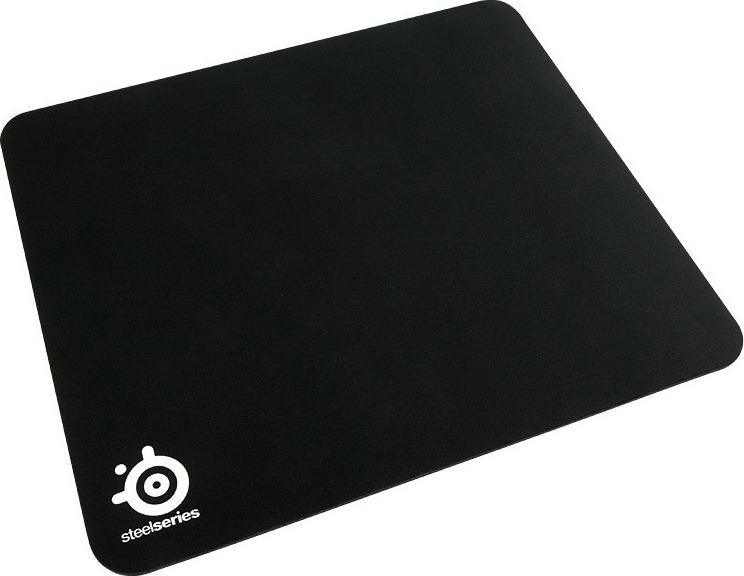 Коврик Steelseries QcK Hard Pad для мыши, черный