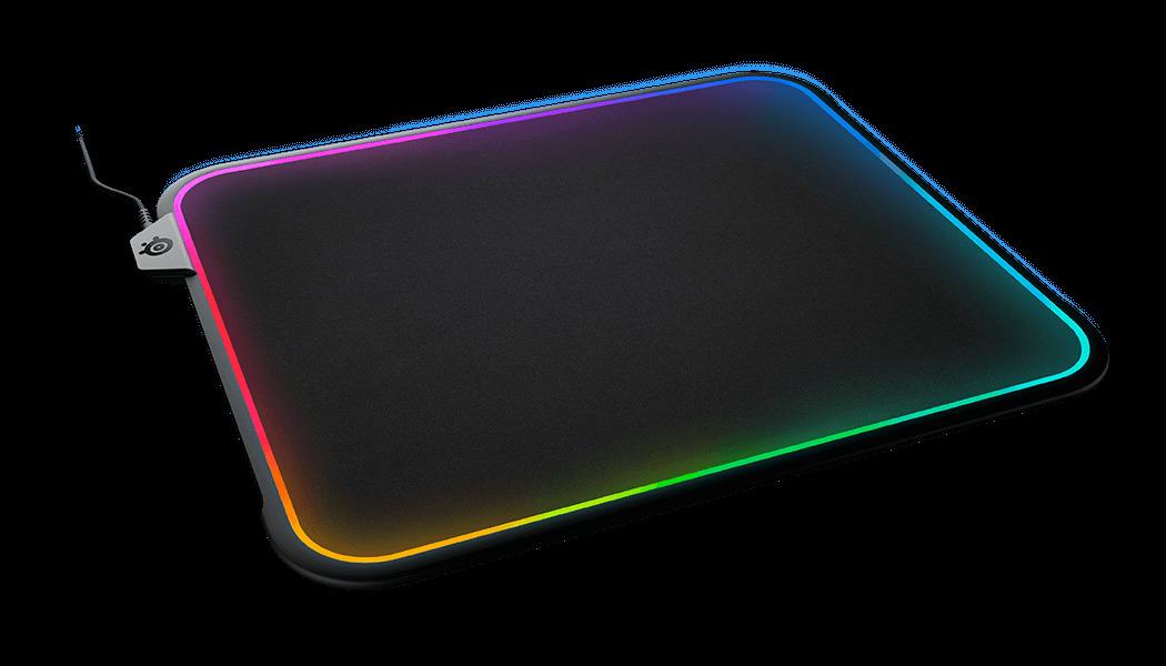 Коврик Steelseries QcK Prism для мыши, черный