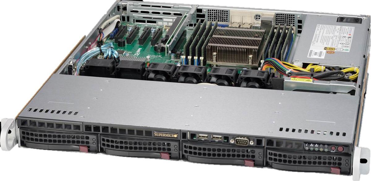 Платформа SuperMicro SYS-5019S-MN4