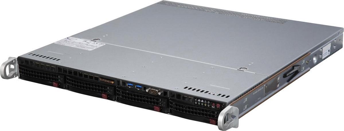Платформа SuperMicro SYS-5019S-M2