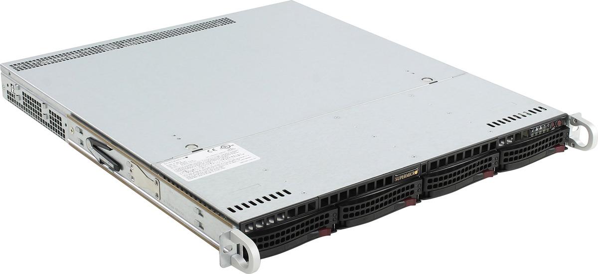 Платформа SuperMicro SYS-6018R-MT цены онлайн