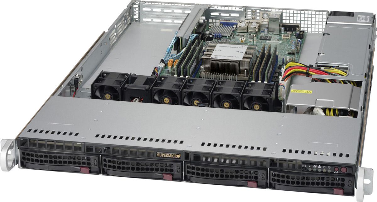 Платформа SuperMicro SYS-5019P-WT