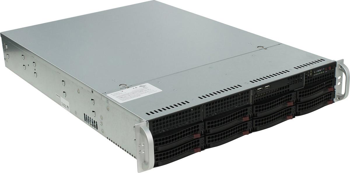 Платформа SuperMicro SYS-5028R-WR SuperMicro