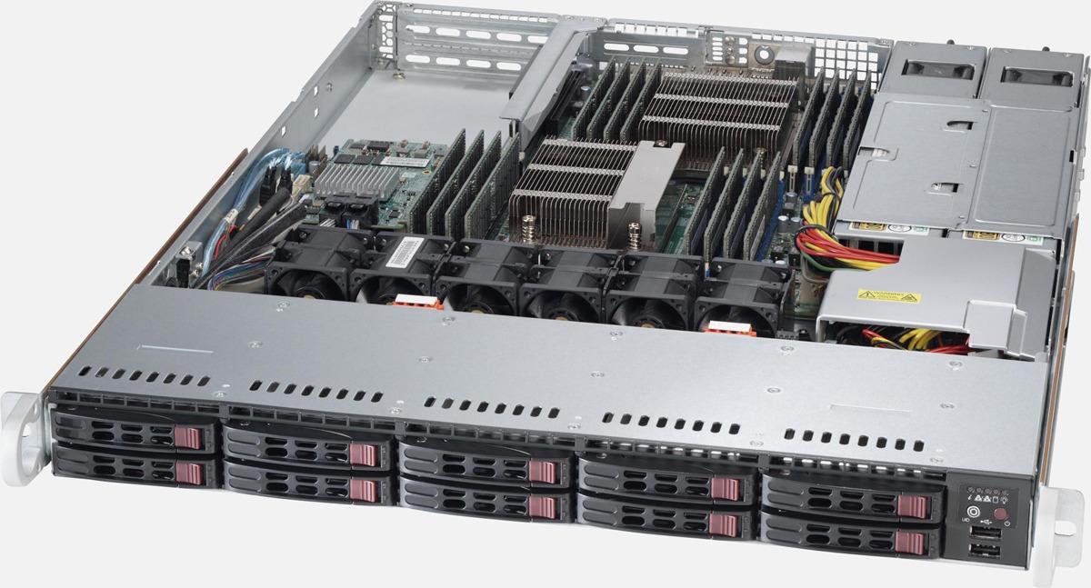 Платформа SuperMicro SYS-1028R-MCT цены онлайн