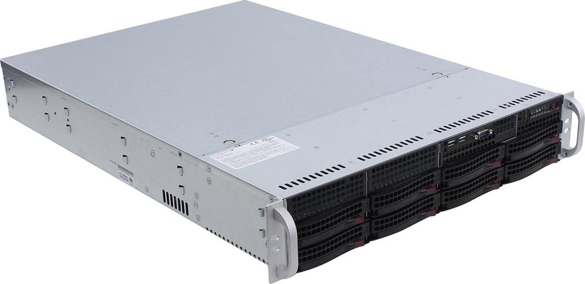 Платформа SuperMicro SYS-6028R-TRT sys 6028r tr