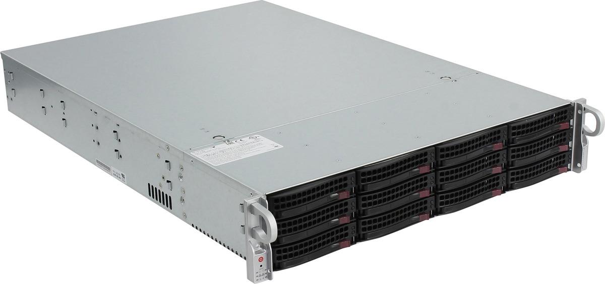 Платформа SuperMicro SSG-6028R-E1CR12L sys 6028r tr