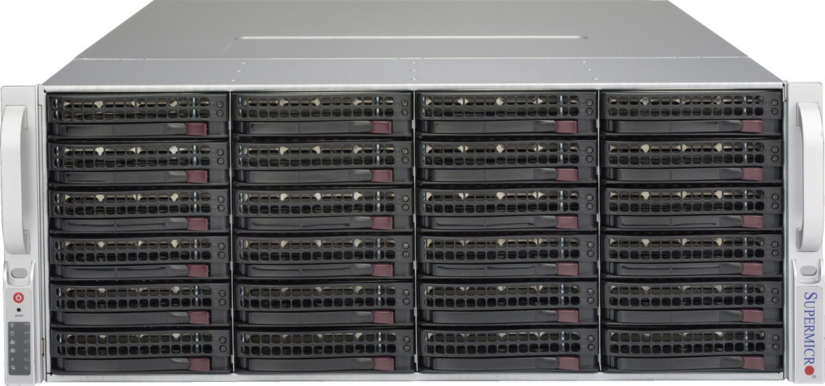Платформа SuperMicro SSG-6049P-E1CR36L цена и фото