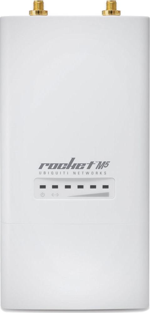 Точка доступа Ubiquiti RocketM5 Wi-Fi, белый