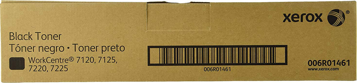 Картридж Xerox 006R01461, черный, для лазерного принтера, оригинал