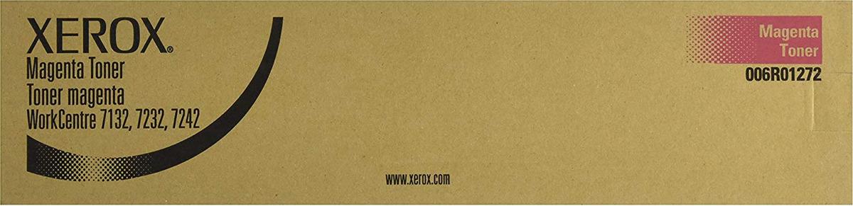 Картридж Xerox 006R01272, пурпурный, для лазерного принтера, оригинал