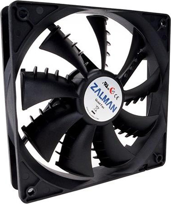 Вентилятор Zalman ZM-F1 Plus (SF) вентилятор 80x80 zalman zm f1 plus