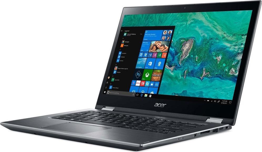 14 Ноутбук Acer Spin 3 SP314-51 NX.GZRER.003, металлический