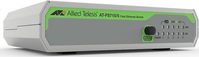 Коммутатор Allied Telesis, AT-FS710/5-50