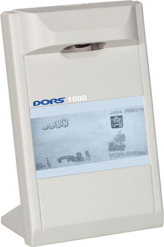 Детектор банкнот Dors 1000M3, FRZ-022089