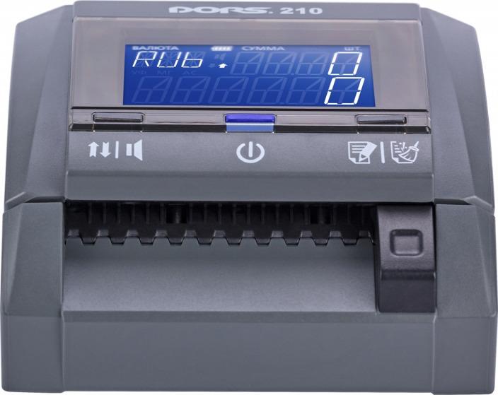 Детектор банкнот Dors 210, FRZ-036193