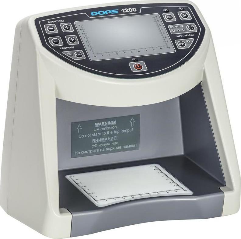 Детектор банкнот Dors 1200 M1, FRZ-024106