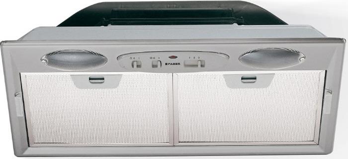 Вытяжка встраиваемая Faber Inca Smart C LG A70, серый