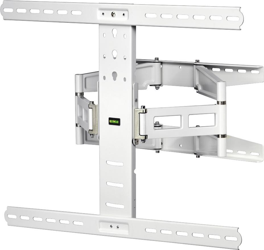 Кронштейн для телевизора Hama H-108759, белый цена