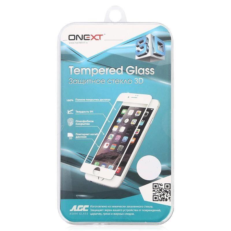 Защитное стекло Onext 41389 для Apple iPhone 8 аксессуар защитное стекло для apple iphone 8 onext 3d white 41389