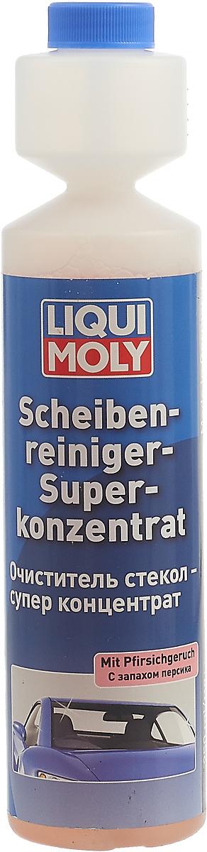 Очиститель стекол Liqui Moly Персик, супер-концентрат, 250 мл цена