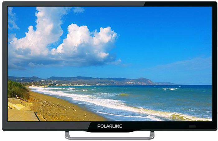 Телевизор Polarline 20PL12TC 20, черный