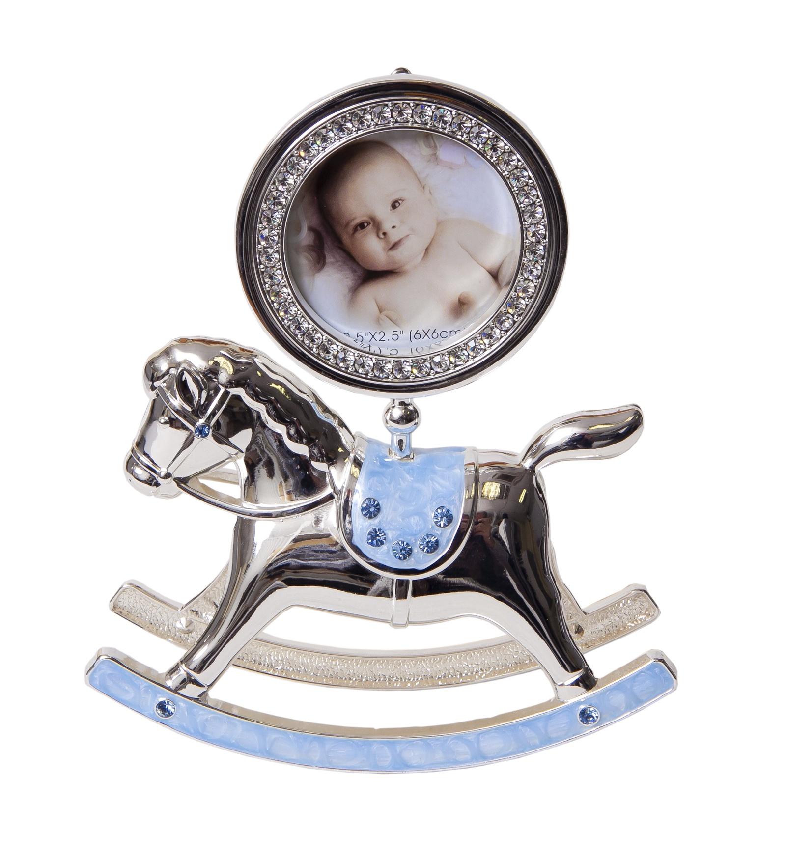 Фоторамка Platinum PF10342B, голубой italiano platinum deluxe